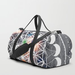 We Are Beings Of Light Duffle Bag