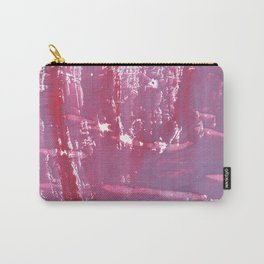 Pale violet Carry-All Pouch