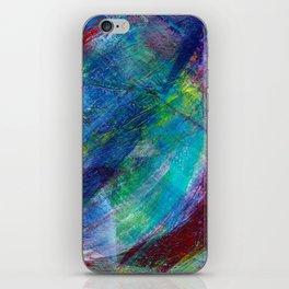 Ocean Floor iPhone Skin