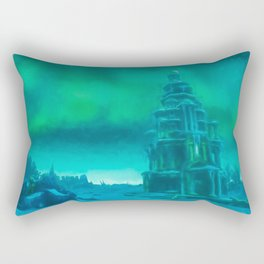 Dragonblight Rectangular Pillow