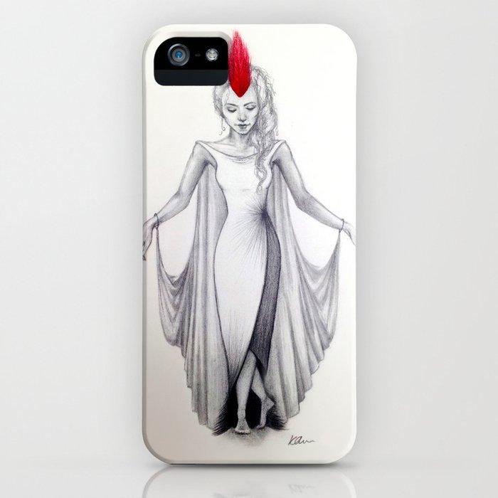 Crane Wife iPhone Case