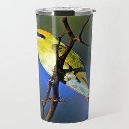 Pilbara Kingfisher Travel Mug