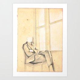 The Mourning Light Art Print