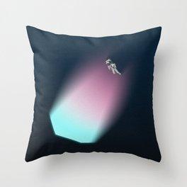 108 - Space Oddity Throw Pillow