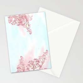 A day for cherry blossom | Miharu Shirahata Stationery Cards