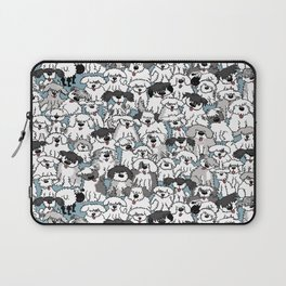 Aqua Dogs Laptop Sleeve