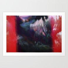 Rubrum (Midsummer) Art Print