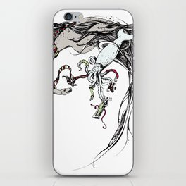 Unconventional Gifting: Plesiosaur and Cephalopod iPhone Skin