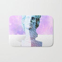 Vaporwave Aesthetics Bath Mat