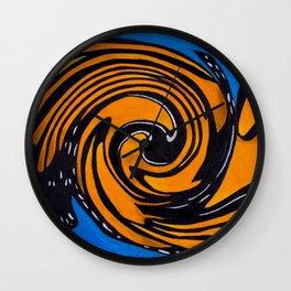 Monarch, Spiralized Wall Clock