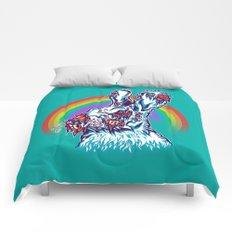 Zombie Rabbit Comforters