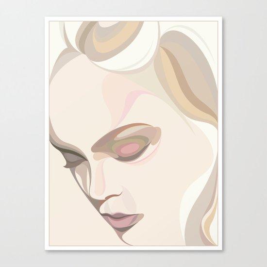 ÉLAN Canvas Print