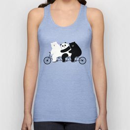Family Time Unisex Tank Top
