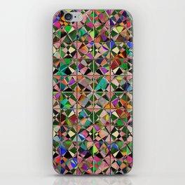 Geo Mosaic iPhone Skin