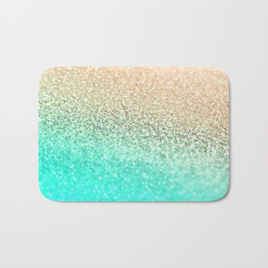 GOLD AQUA Bath Mat