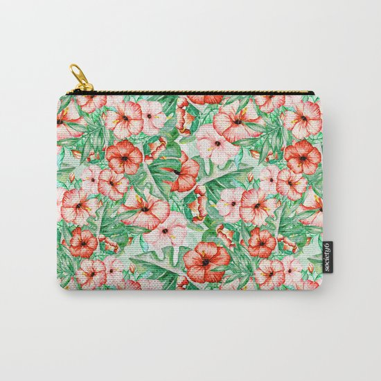 Tropical Summer #16 Carry-All Pouch