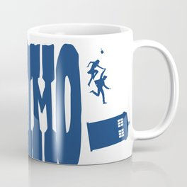 Geronimo Doctor Who Coffee Mug