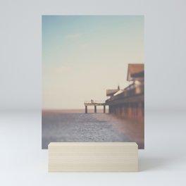 Southwold Pier, Suffolk, England Mini Art Print