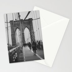Brooklyn Bridge III Stationery Cards