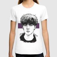 exo T-shirts featuring Sehun EXO Exodus by fabisart