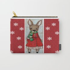 Winter Coat Carry-All Pouch