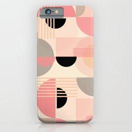 Geometrica 7b iPhone Case