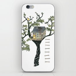 I might not know what to say, but I do know what I want iPhone Skin