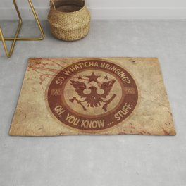 State Of Decay - Oh, ya know...Stuff Rug
