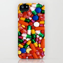 PILLS,PILLS,PILLS iPhone Case