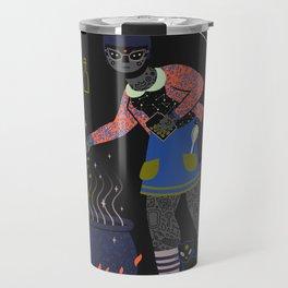 Witch Series: Cauldron Travel Mug