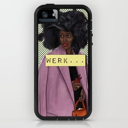 Turn over iPhone Case