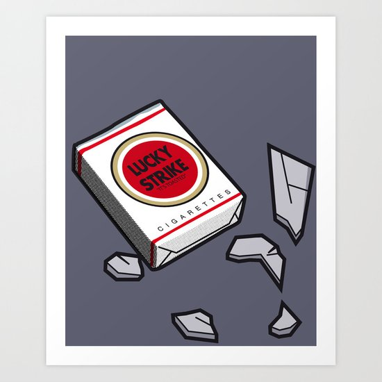 Pop Icon - John McClane Art Print
