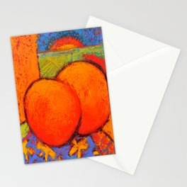PASSION MANGOES Stationery Cards