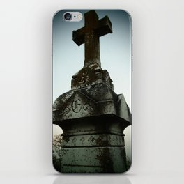 Ancient Cross iPhone Skin
