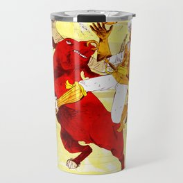 Cavs VS Bulls Travel Mug