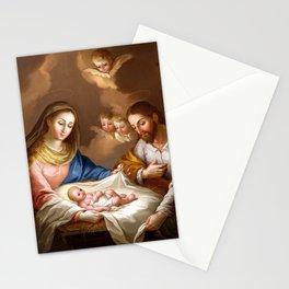 José Campeche y Jordán La Natividad Stationery Cards