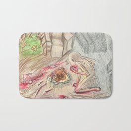 Cannibal Bath Mat