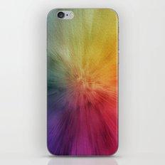 Colourburst iPhone & iPod Skin