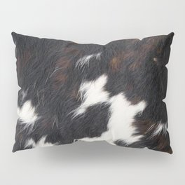 Cowhide Texture Pillow Sham