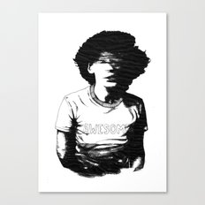 Awesome! Canvas Print