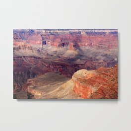 Natural Wonders Of The World, The Grand Canyon, Arizona Metal Print