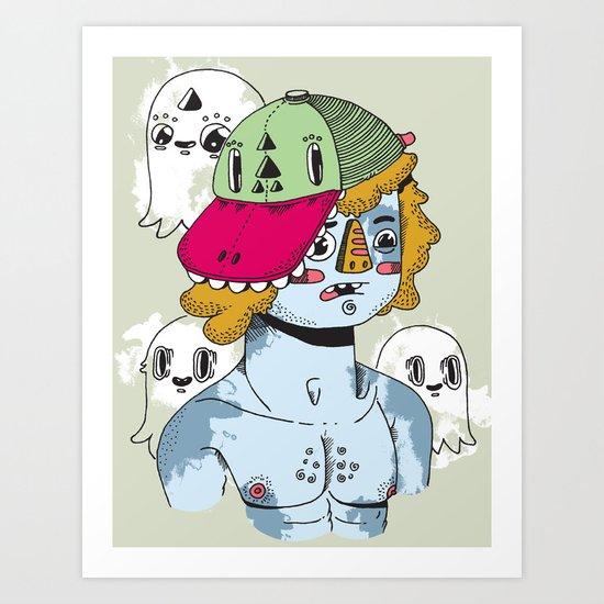 """Brill Bruisers"" - by Jacob Livengood Art Print"