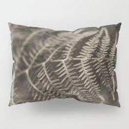 Fern in sepia Pillow Sham