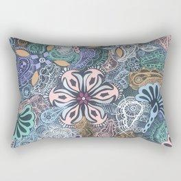 Crazy Lace Rectangular Pillow
