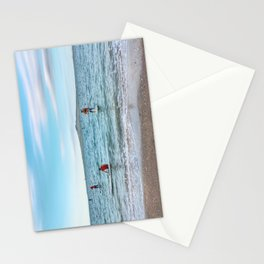 Mission Bay Beach, Auckland Stationery Cards