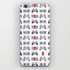 Games ME 2015 iPhone & iPod Skin