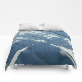 Abstract Composition 634 Comforters