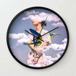 The Righteous Path Wall Clock