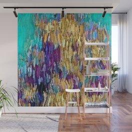 Coral Salad Wall Mural