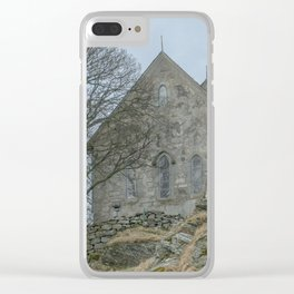 Church in Norway Clear iPhone Case